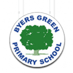 Byers Green logo